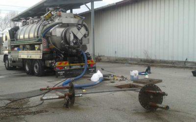 Il lavaggio periodico di tubazioni e canali ostruiti: scopri perché è così importante